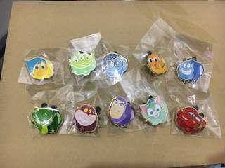 Disney Pin - 2017 pin trading event - game pin