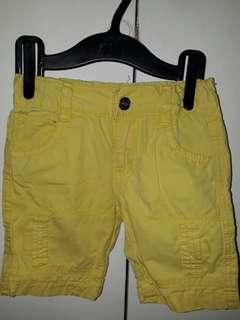 Toddler Short Pants