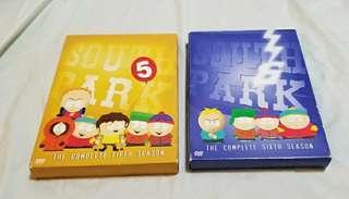 South Park 衰仔樂園 DVD