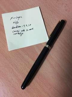 Ohto F-lapa Fountain Pen