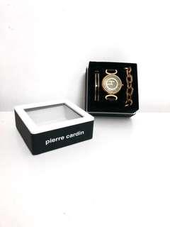 Pierre Cardin手錶連飾物兩件