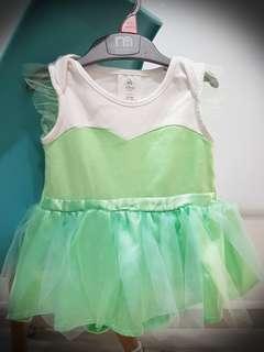 Disney Baby Tinklebell Costume