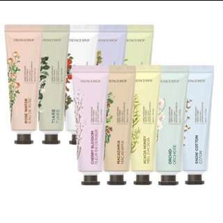 BN The Face Shop Daily Perfumed Hand Cream