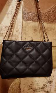 Kate Spade jenia quilted leather shoulder bag