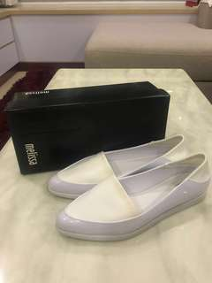 Melissa Space Sport Shoes in White
