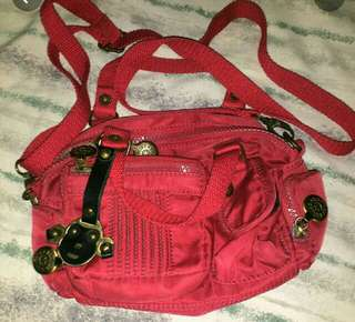 Authentic kipling mini bag