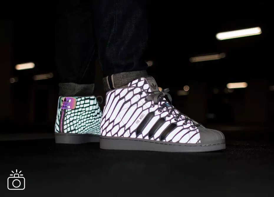 2dacb954d9952 🆕 Limited Edition Adidas Xeno Pro Model High Top Sneakers