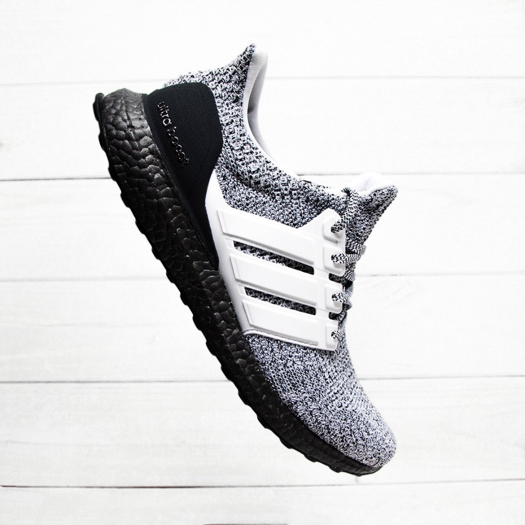 dc50e4d28 Adidas Ultra Boost 4.0 Oreo   Cookies And Cream