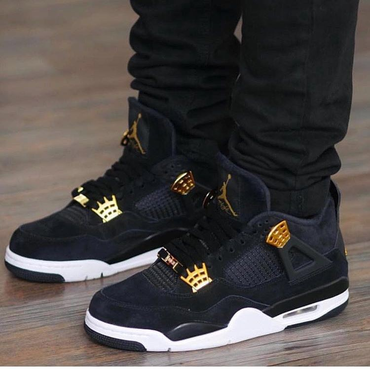 finest selection 2c86c aca4c Air Jordan 4 Royalty