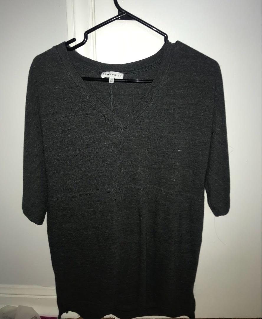 Aritzia Oversized Medium Sleeved Sweater