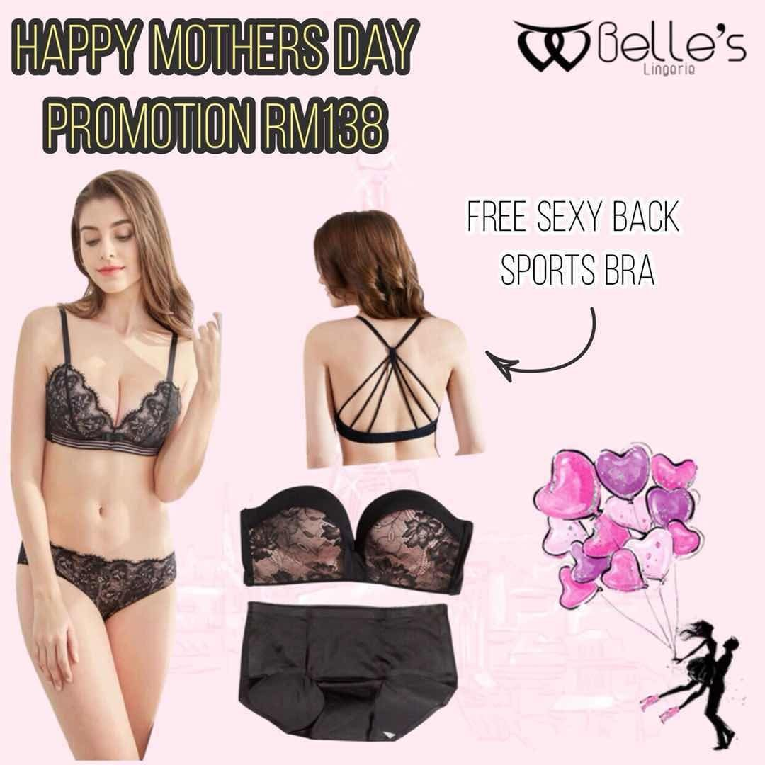 8b81c7c62 Belle s Lingerie Mothers Day Promotion 1 (Miracle Lace   Melody ...