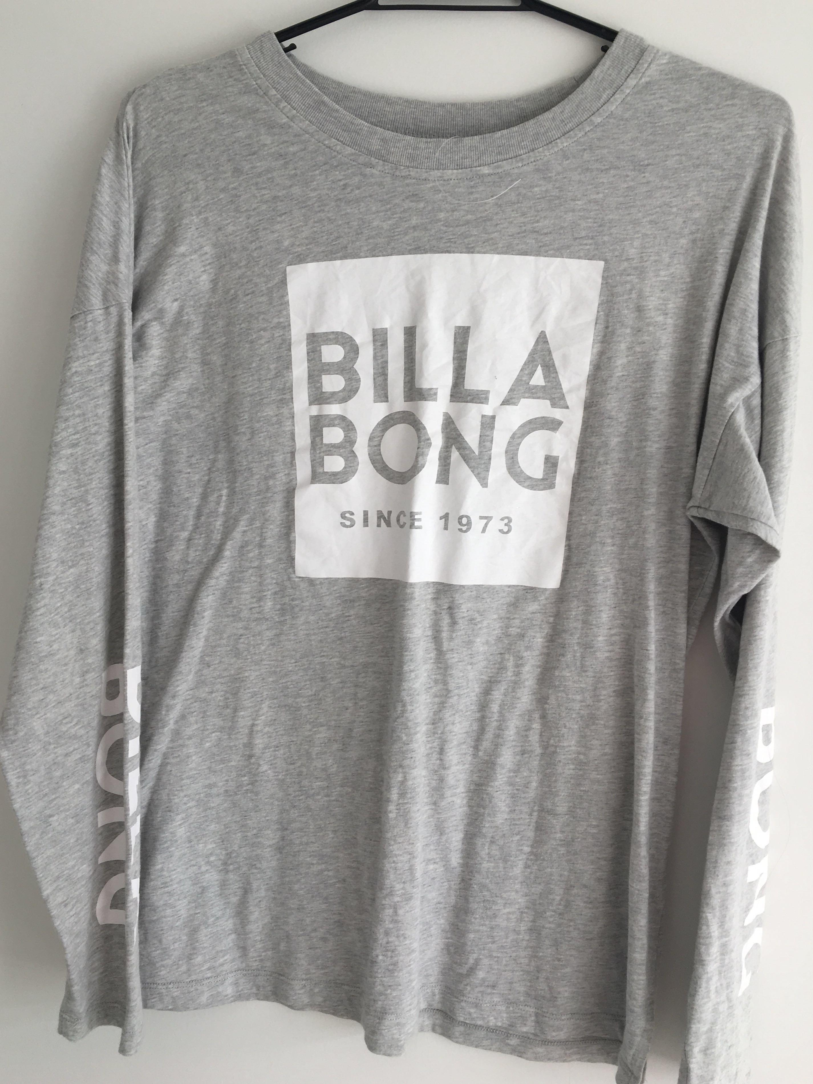 Billabong long sleeve top