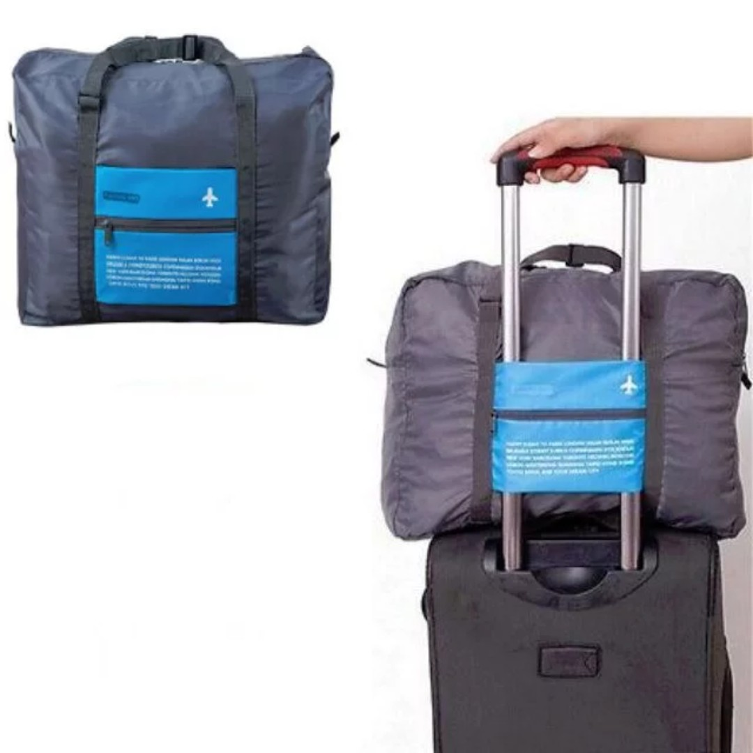 116202dd7a3 BN Travel Luggage Bag Big Size Folding Carry-on Duffle bag Foldable ...