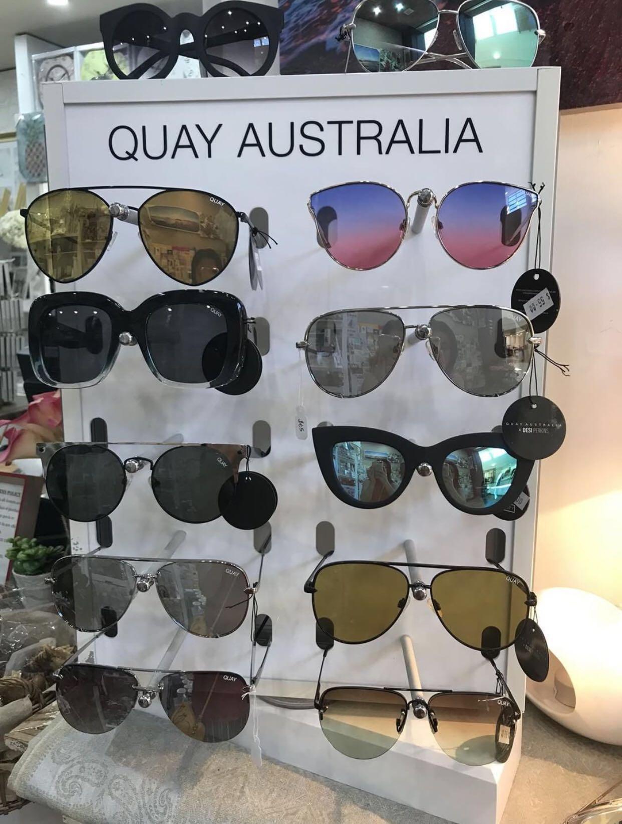 Brand New Authentic Quay Australia Sunnies Pre Order