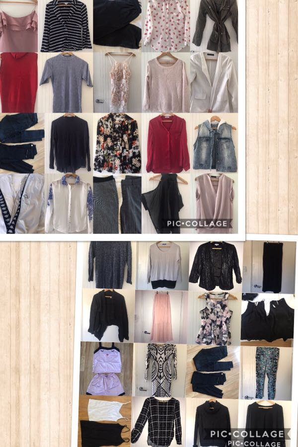 BULK WOMENS CLOTHING SALE 45 items