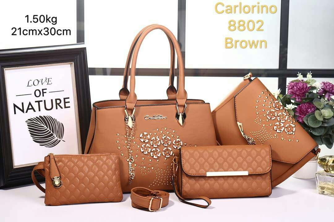CARLORINO 3 IN 1 SET HANDBAG 6310ec0e27fd2