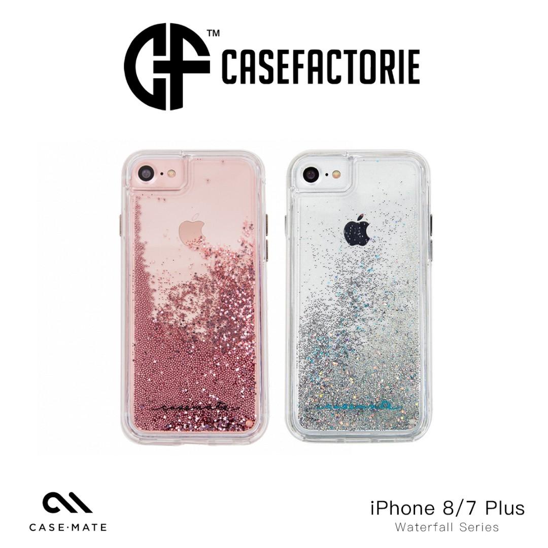 hot sale online cb25f 95dcc Case-Mate Waterfall iPhone 8/7/6s Plus Case Casing Casemate