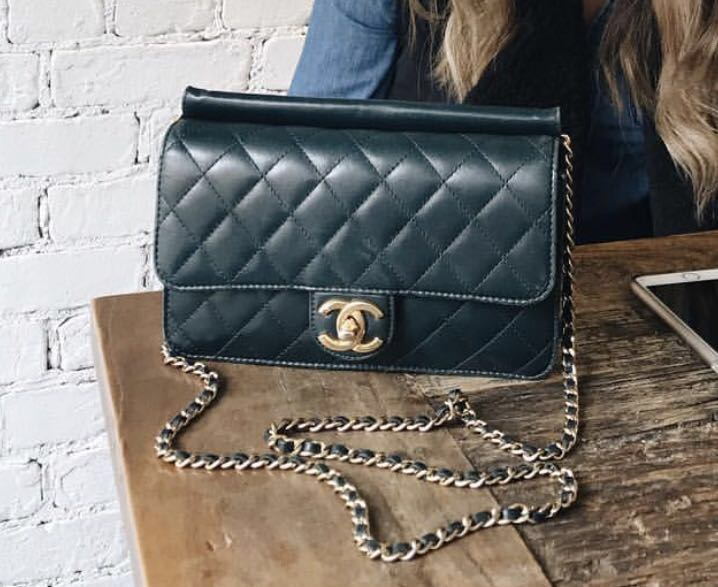 CHANEL QUILTED BAG