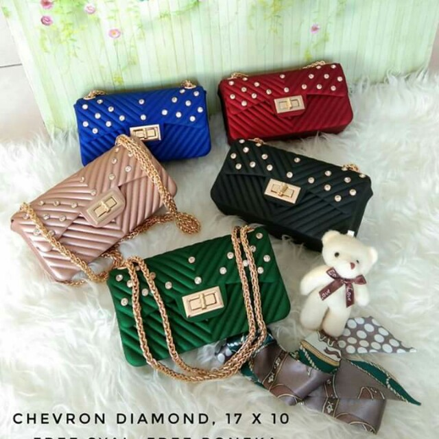 CHE*RON DIAMOND