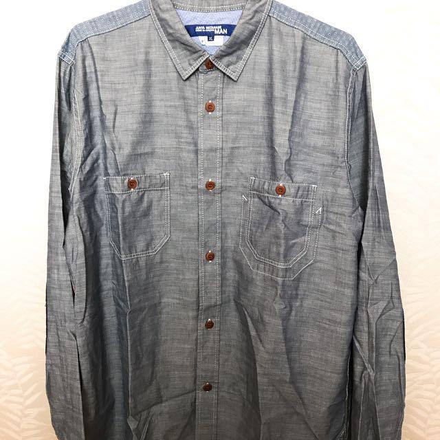 060ea710cc99d8 Comme des Garcons Junya Watanabe Shirt Top CDG 男裝裇衫上衣, Men's ...