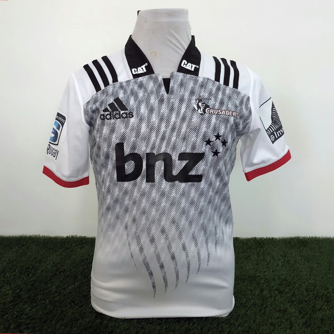 d8dcaf5bc Crusaders Away Jersey Rugby