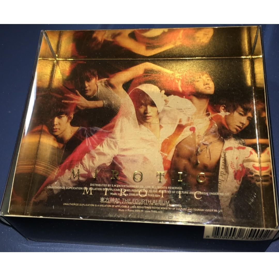 DBSK/JYJ/TVXQ/THSK - CDS