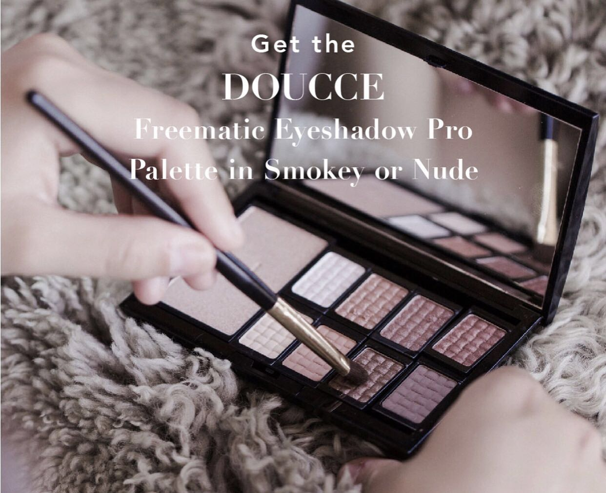 c7d1240fa8b Doucce Freematic Eyeshadow Palette, Health & Beauty, Makeup on Carousell