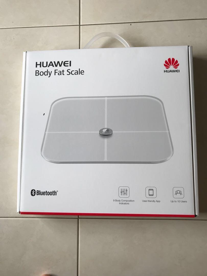 Huawei Body Fat weighing Scale