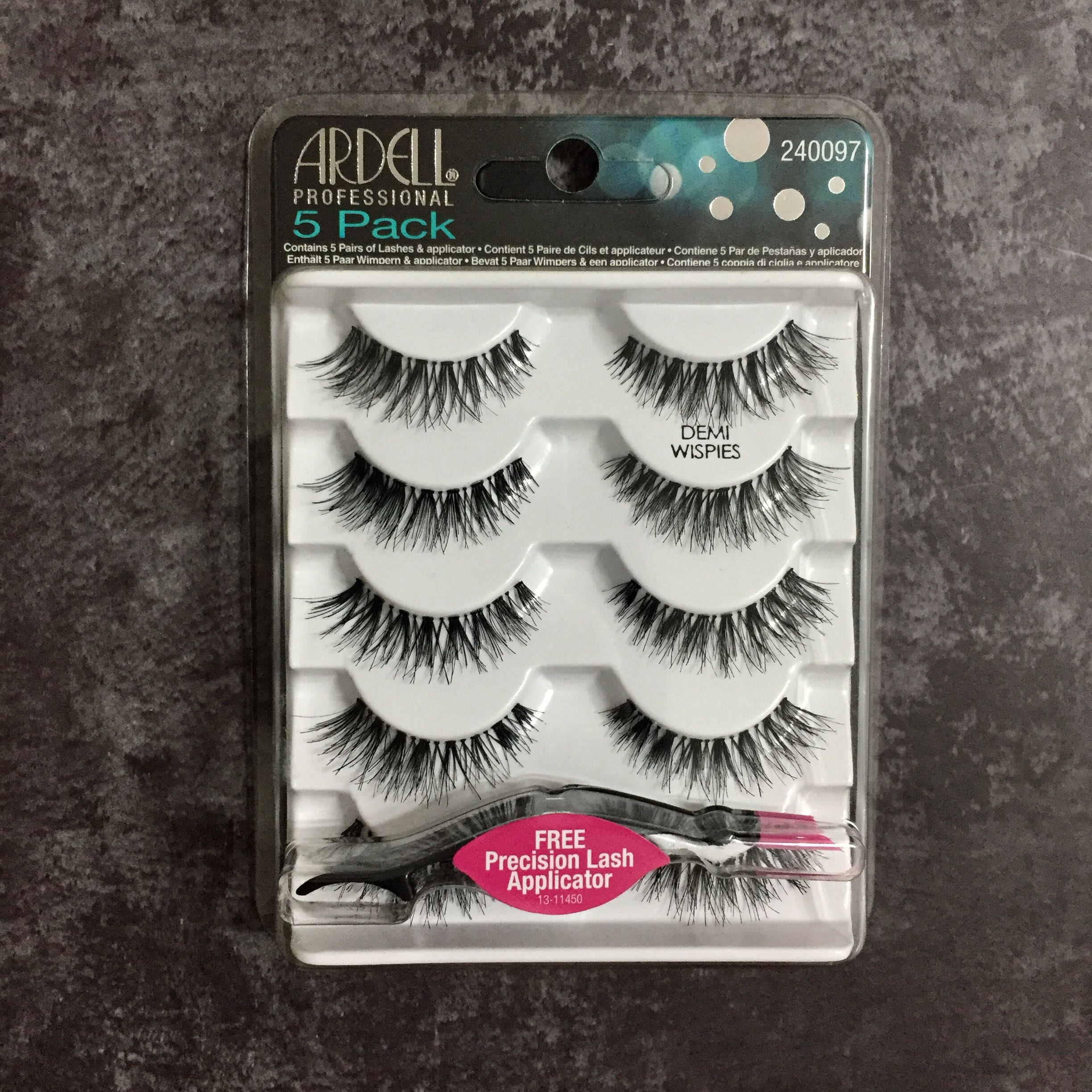 1176e5a6005 INSTOCK AND AUTHENTIC ARDELL MULTIPACK DEMI WISPIES, Health & Beauty ...