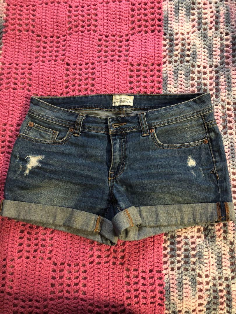Jean Denim Shorts