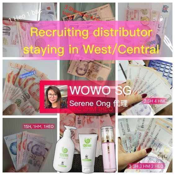 Join us as wowo distributors ( Hair Care & Beauty Product), Health