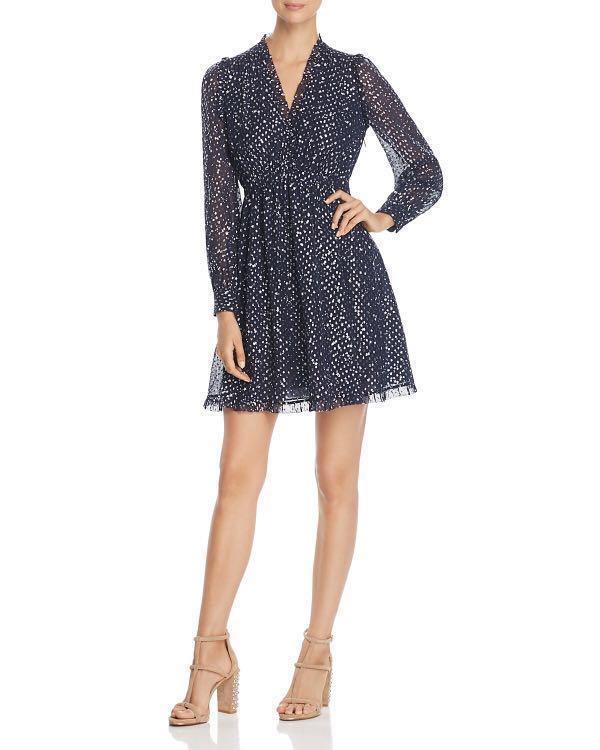 KATE SPADE 100% silk dress size 0