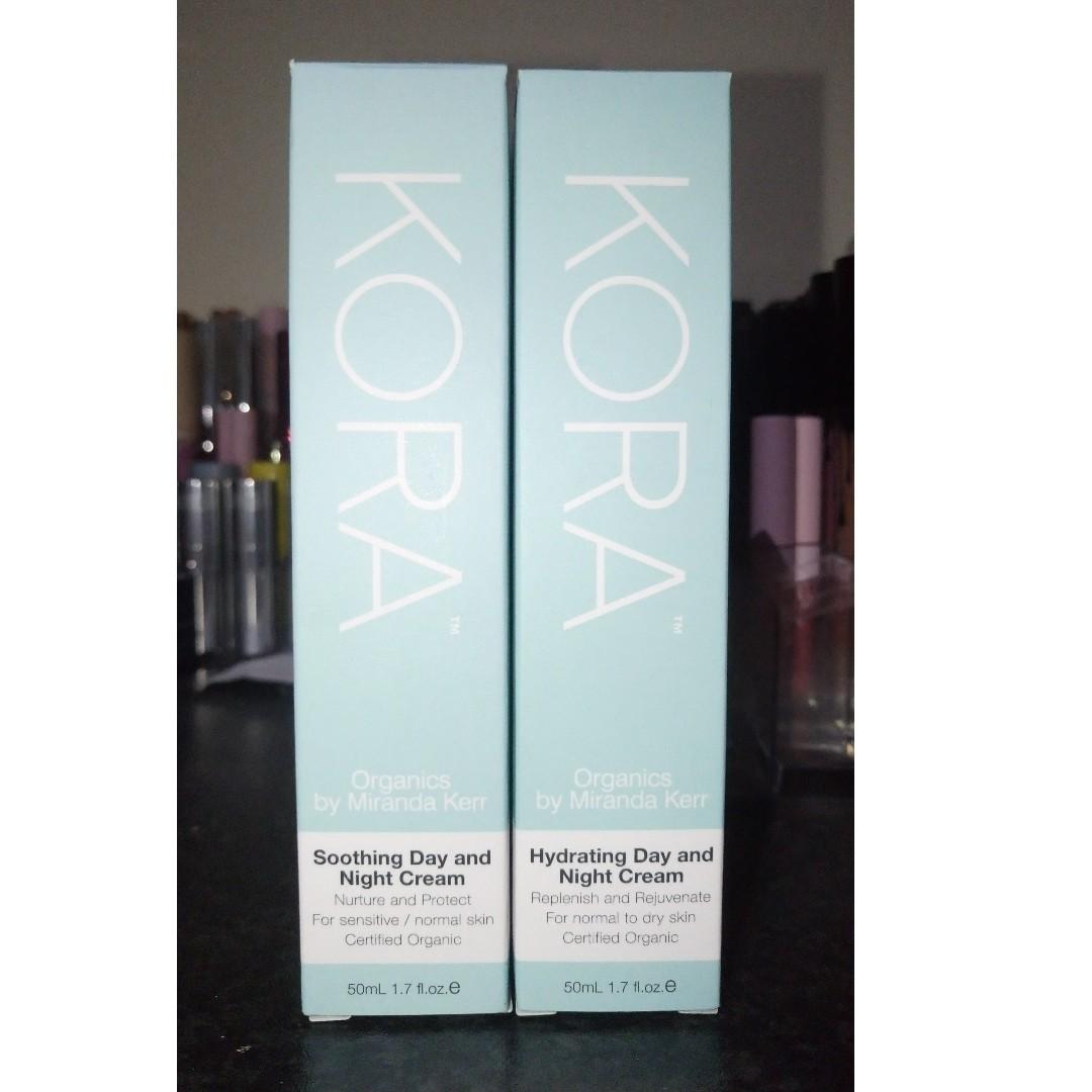 Kora organics - hydrating day & night cream 50ml.