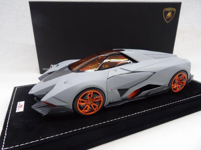 Lamborghini Egoista 1 18 Scale Car Model Toys Games Other Toys
