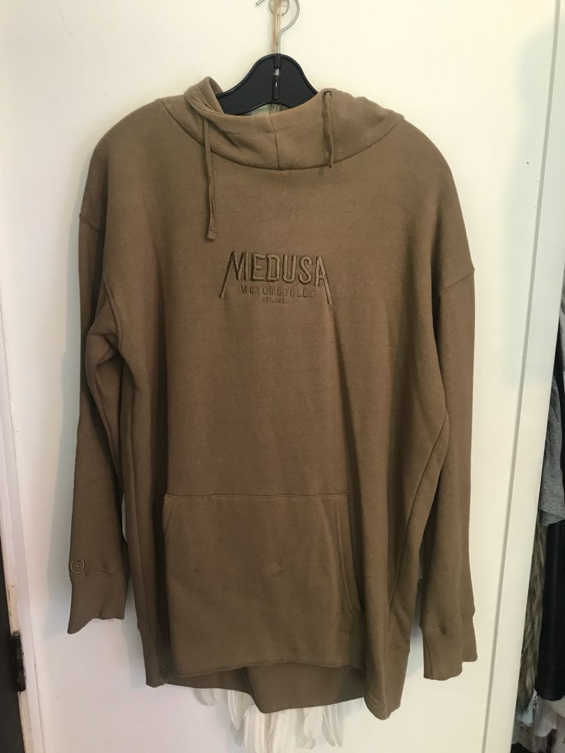 Medusa Motorcycles oversized jumper
