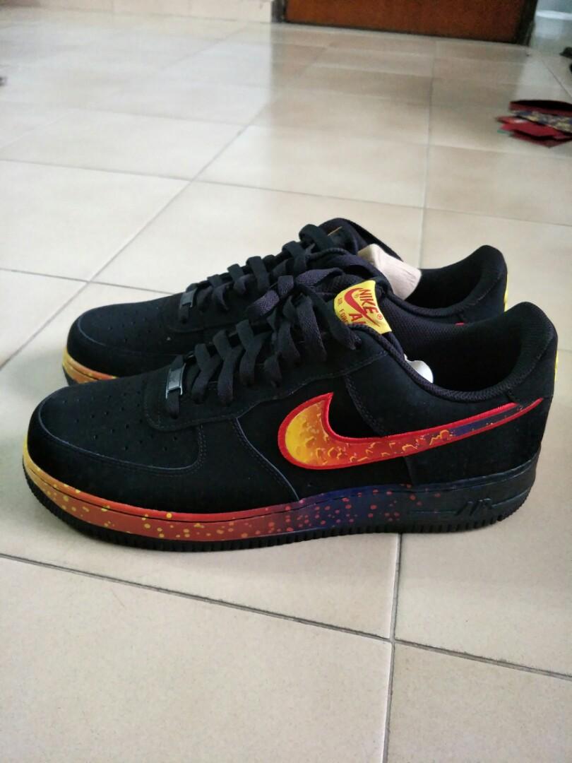 Nike Air Force 1 (rare) us12, Men's