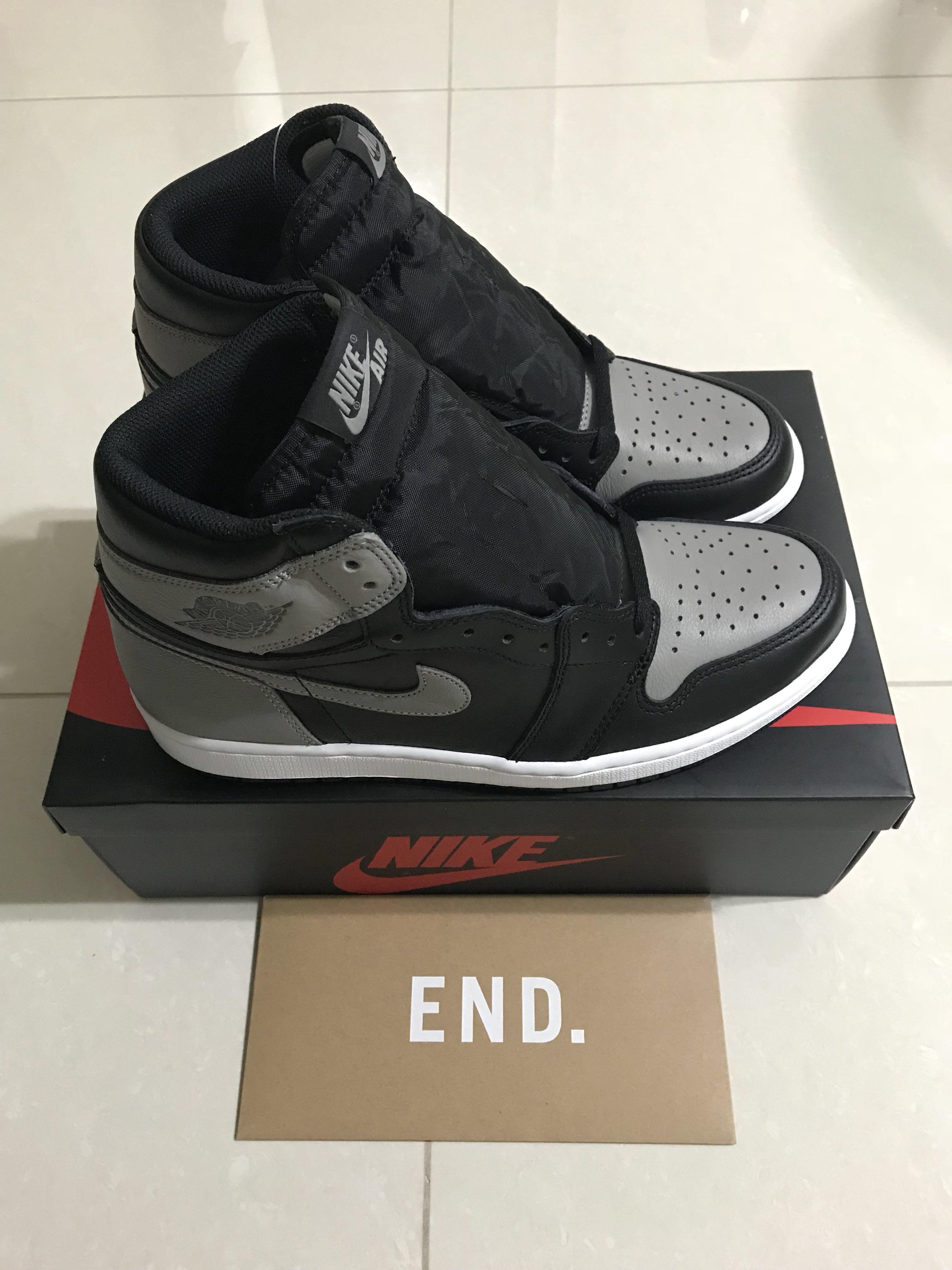 "Nike Air Jordan 1 ""Shadow"""