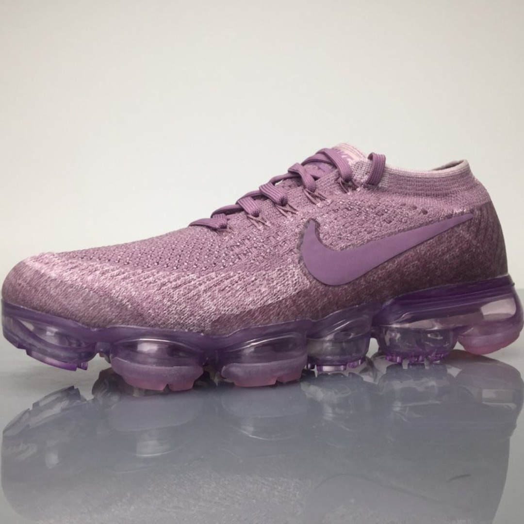 642facdf13d53 Nike Air VaporMax Flyknit Day to Night  Violet Dust