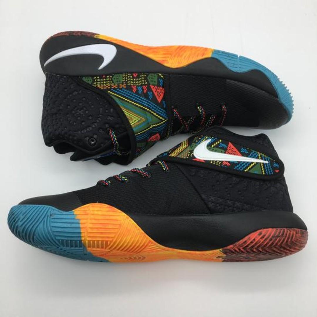 best website 867df 785f8 Nike Kyrie 2 BHM, Men s Fashion, Footwear on Carousell