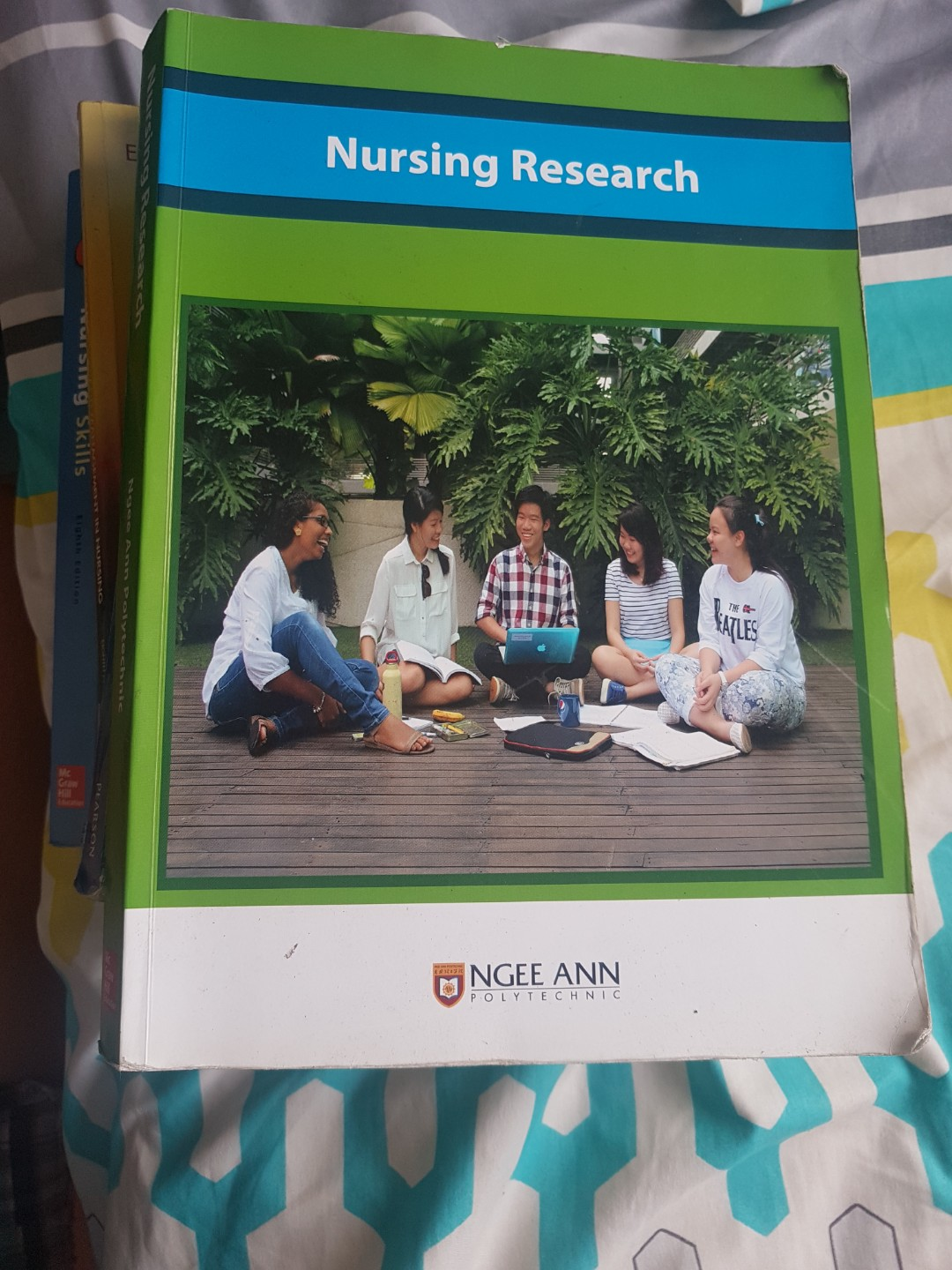 Nursing research books stationery textbooks on carousell photo photo photo fandeluxe Choice Image