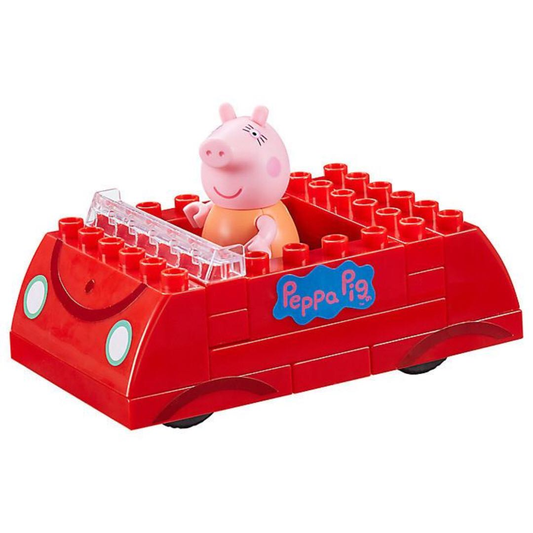 Peppa Pig Family Car Construction Set Age 18 Months