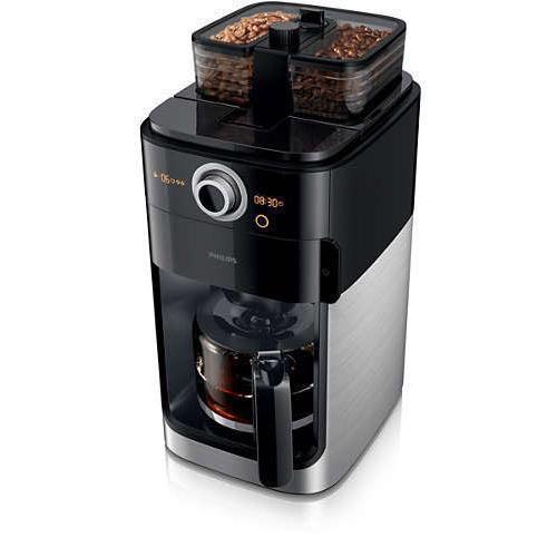 Philips Grind & Brew Coffee Maker HD7762/00