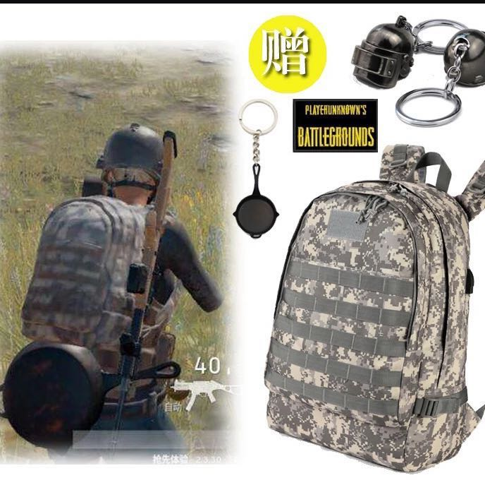 Pubg Bag Free Keychain Toys Games Others On Carousell