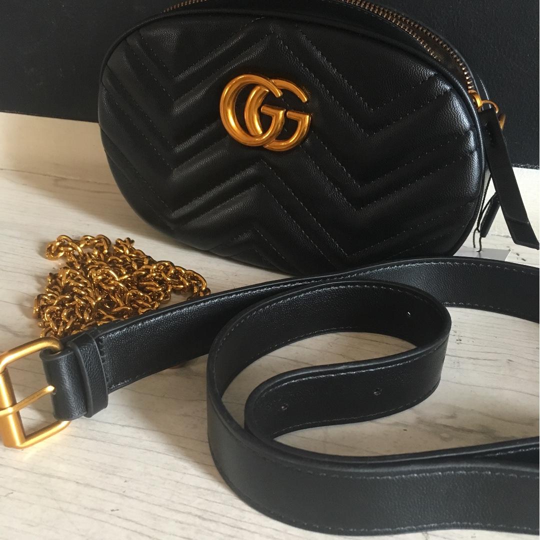 71f108f8b1 SALE! Brand new Gucci belt bag on Carousell