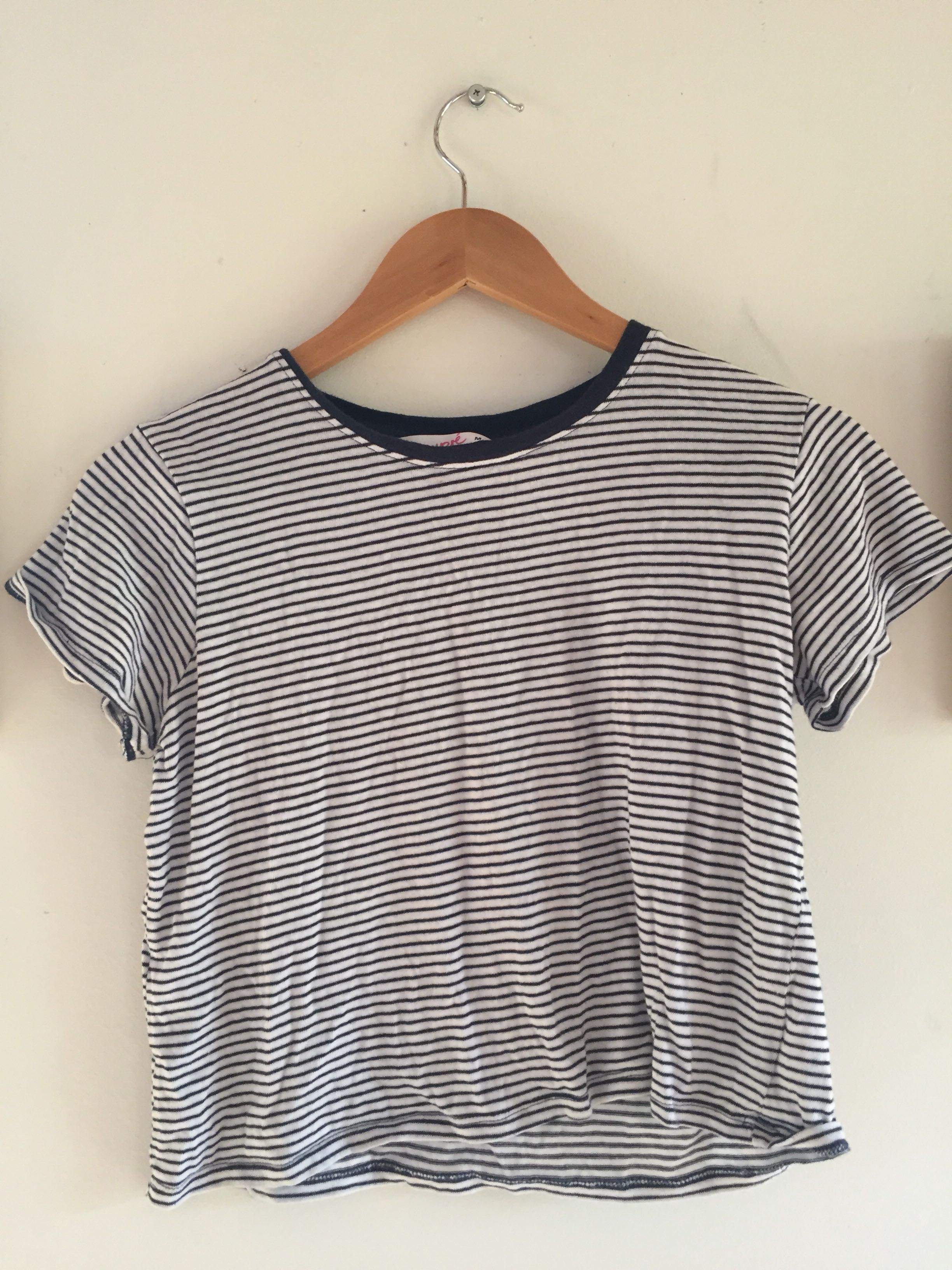 supre t shirt striped