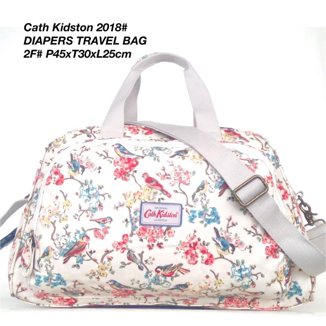 Tas Wanita Import Fashion Diapers Travel Bag 2F 2018 - 1, Olshop Fashion, Olshop Wanita on Carousell