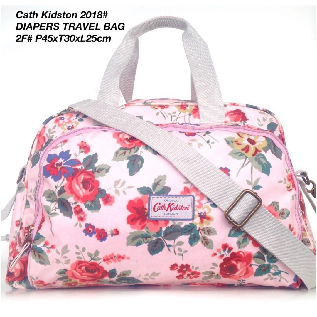 Tas Wanita Import Fashion Diapers Travel Bag 2F 2018 - 2, Olshop Fashion, Olshop Wanita on Carousell