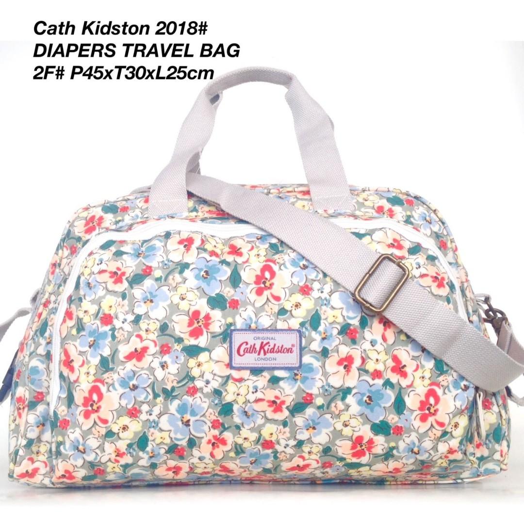 Tas Wanita Import Fashion Diapers Travel Bag 2F 2018 - 6, Olshop Fashion, Olshop Wanita on Carousell
