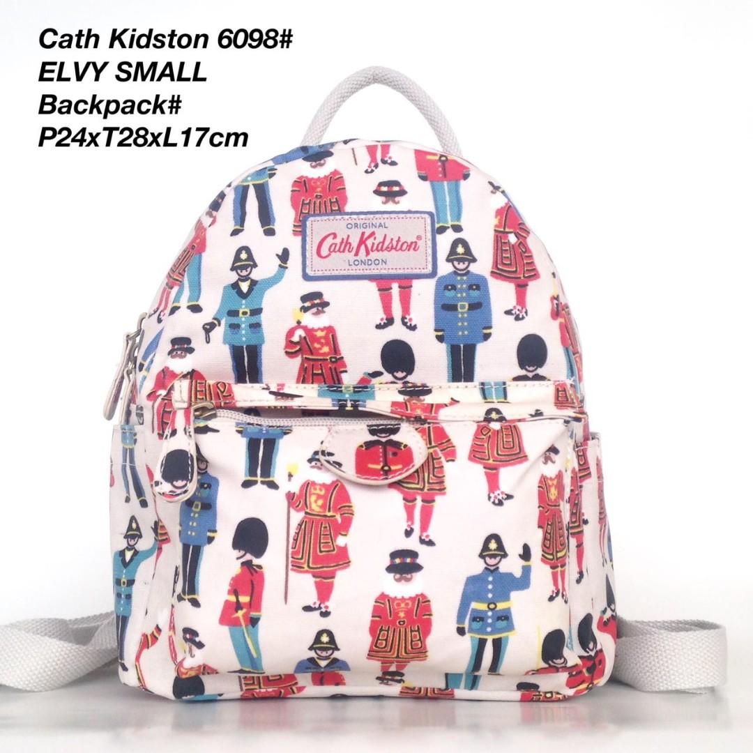 Tas Wanita Ransel Cath Kidston Elvy Small Backpack 6098 11 Olshop Fashion On Carousell