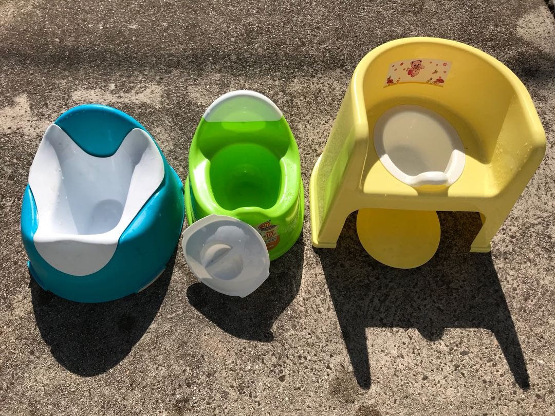 Toilet training potty all for $10